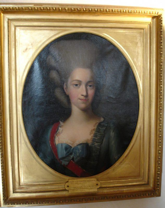 Портрет баронессы Оберкирх