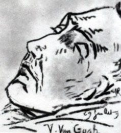 Рисунок Винсента Ван Гога
