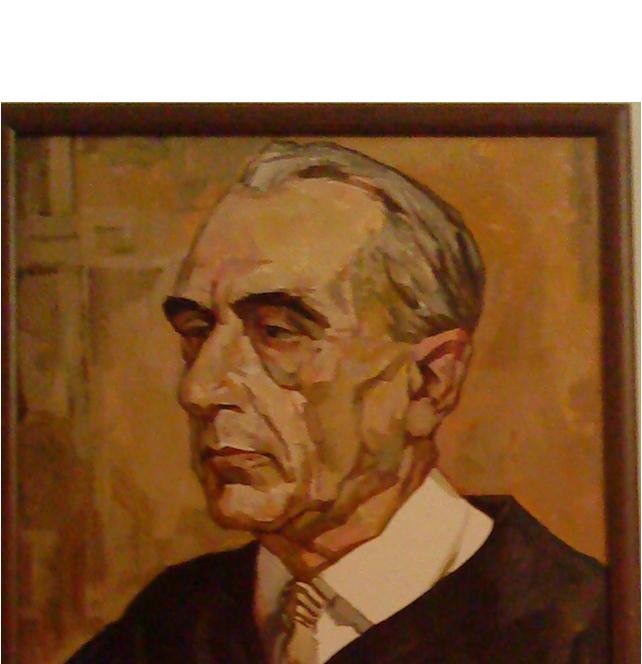 Портрет Лихтенштейна работы художника Михаила Туровского
