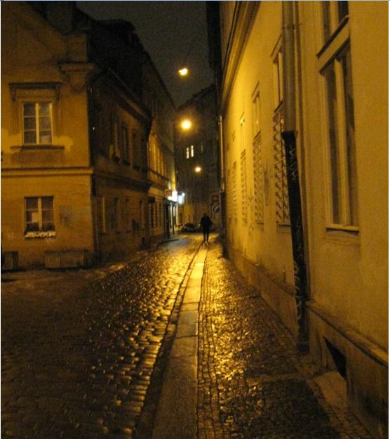 «Прага больше тебя не отпустит. Никого из нас...»
