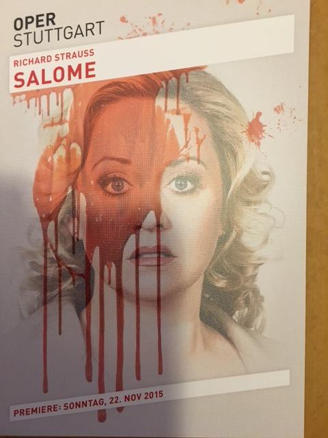 Саломея в крови