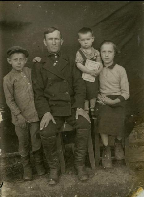 Фото 3 Валя 2 года Урюп 1938 JPG