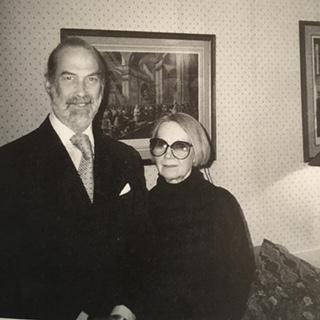 Фото 9 Валентина с принцем Кентским 1995