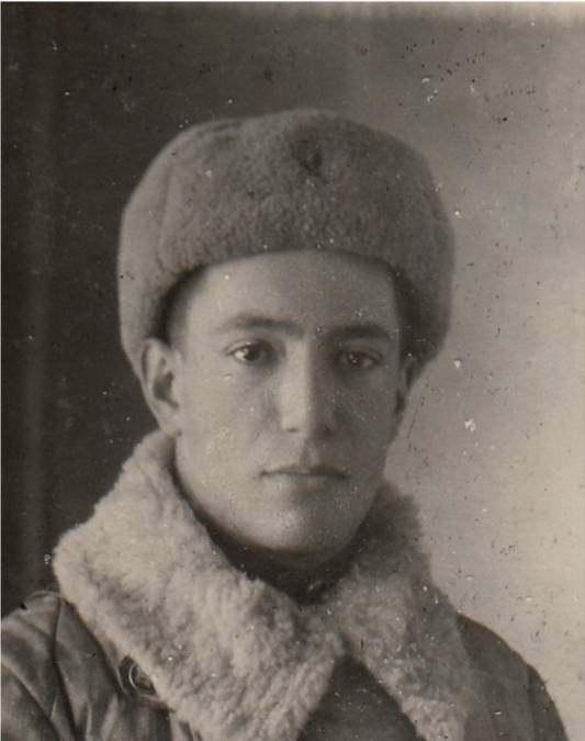 Гвардии капитан Маламид В.М.