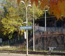 Станция в Монбельярде