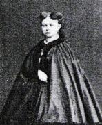 Фанни Дюрбах (фото из архива города Монбельярд)